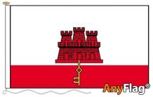 - GIBRALTAR ANYFLAG RANGE - VARIOUS SIZES